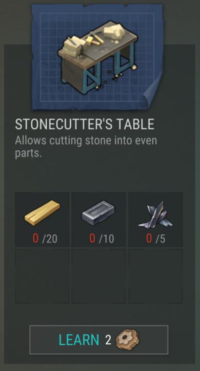 Limestone | Last Day on Earth: Survival Wiki | FANDOM