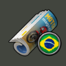 Pattern Brazil