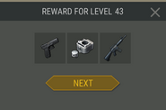 Survival Guide reward 43