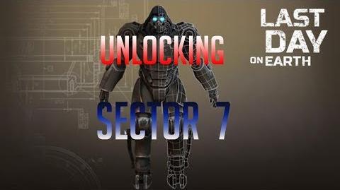 Unlocking sector 7