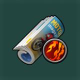 Pattern Fire (160x160)