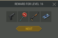 Survival Guide reward 16