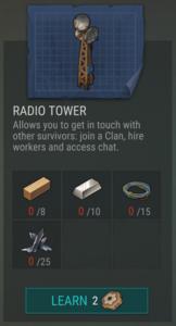 Radio Tower New