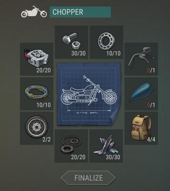 Newchopperassembling