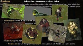 Enemies In Bunker Alpha