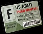Foxtrot card