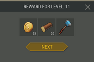 Survival Guide reward 11