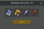 Survival Guide reward 35