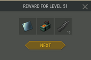 Survival Guide reward 51