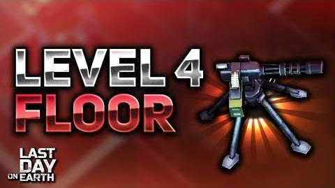 BEST WAY AND TIPS TO CLEAR 4TH FLOOR! - Last Day On Earth- Survival
