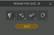 Survival Guide reward 38