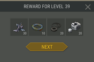 Survival Guide reward 39
