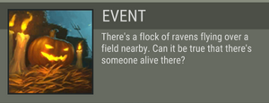 Pumpkin field event