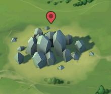 Limestone Spires map