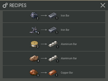 Melting Furnace Recipes v1.6