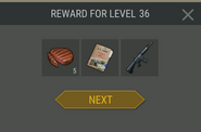 Survival Guide reward 36