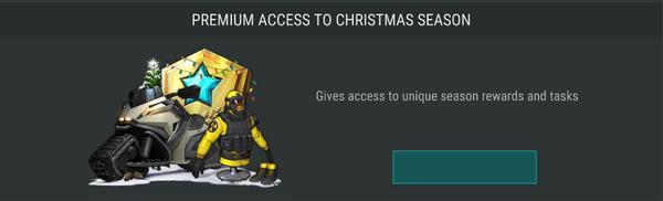 Season 4 Premium offer