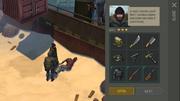Wrecked Ship Interaction