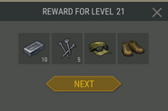 Survival Guide reward 21