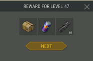 Survival Guide reward 47