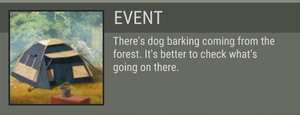 Hunters' Camp event