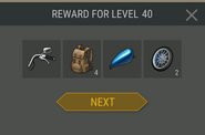 Survival Guide reward 40