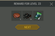 Survival Guide reward 23