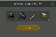 Survival Guide reward 59
