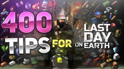 400 TIPS AND TRICKS FOR BEGINNERS! - Last Day on Earth Survival