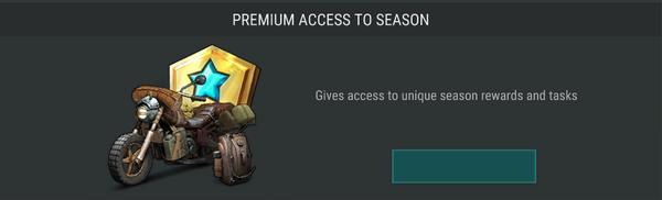 Season 9 Premium offer