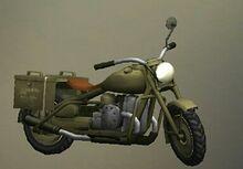 Военный мотоцыкл