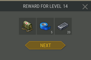 Survival Guide reward 14