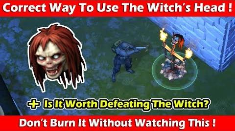Correct Way To Use The Witch's Head + Is The Witch Worth Defeating? Last Day On Earth