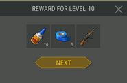 Survival Guide reward 10