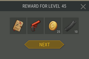 Survival Guide reward 45