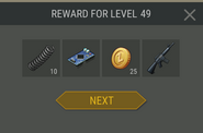 Survival Guide reward 49