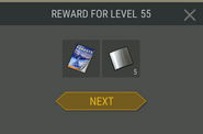 Survival Guide reward 55