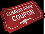 Combat Gear Coupon