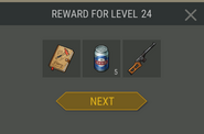 Survival Guide reward 24