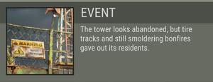 Radio Tower event event