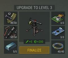 Turret Level 3