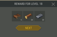 Survival Guide reward 18