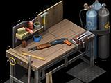 Gunsmith Bench