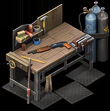 Gunsmith-Bench