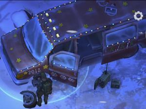 Holiday Van