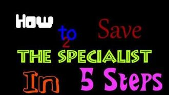 5 Steps To Free Specialist - LDOE