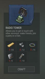Blueprints 44 Radio Tower