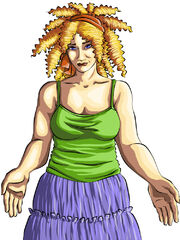 Anna, the Empress
