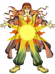 Brisance, the Sun
