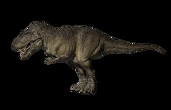 Tyrannosaurus Rex Last Day Of The Dinosaurs Wiki Fandom